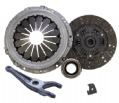 Clutch Plate, Cover & Bearing